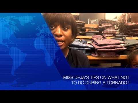 Miss Deja's Tips on Storm Survival