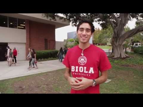 Amazing Things at Biola with President Barry Corey and Zach King ('12)