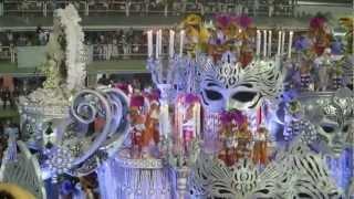 Carnival Rio de Janeiro Stunning Parade!