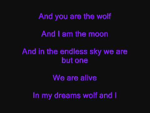 Wolf and I -Oh Land Lyrics