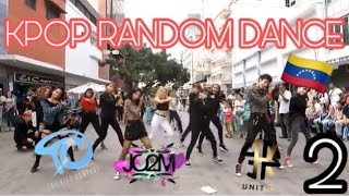 KPOP RANDOM PLAY DANCE IN PUBLIC - VENEZUELA PARTE 2 BY: JC2M / TC & UNIT.K