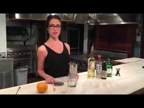 Recipe: Negroni Bianco