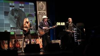 Part of Him You're Leaving (w/Larkin Poe) - Elvis Costello Detour Live @ LBC Santa Rosa, CA 3-29-16