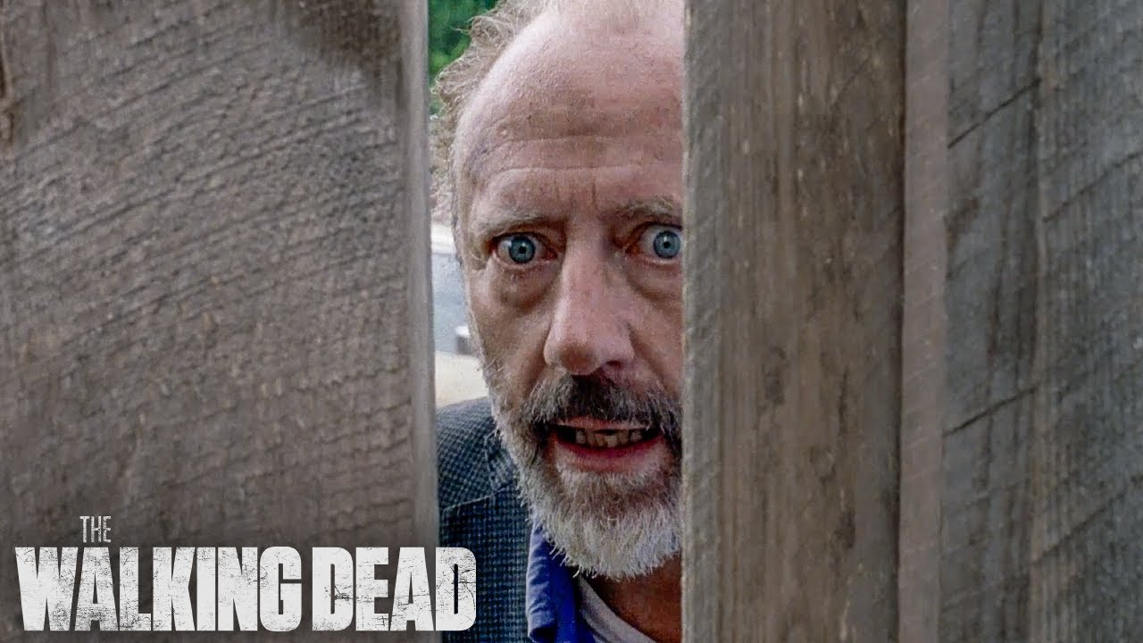 Gregory Begs to Return to Hilltop | The Walking Dead Classic Scene