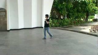 bossy line dance