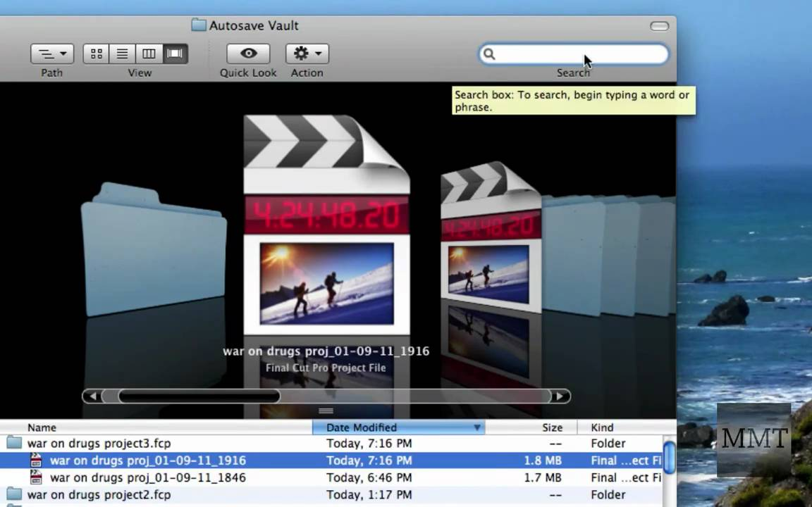 How to Recover Lost Final Cut Files