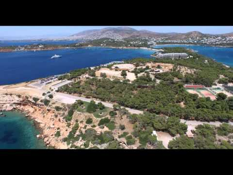 Athens Westin Astir Palace Resort and Area (Drone flight) pt. 5