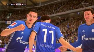 FIFA 18 Schalke 04 vs RB Leipzig