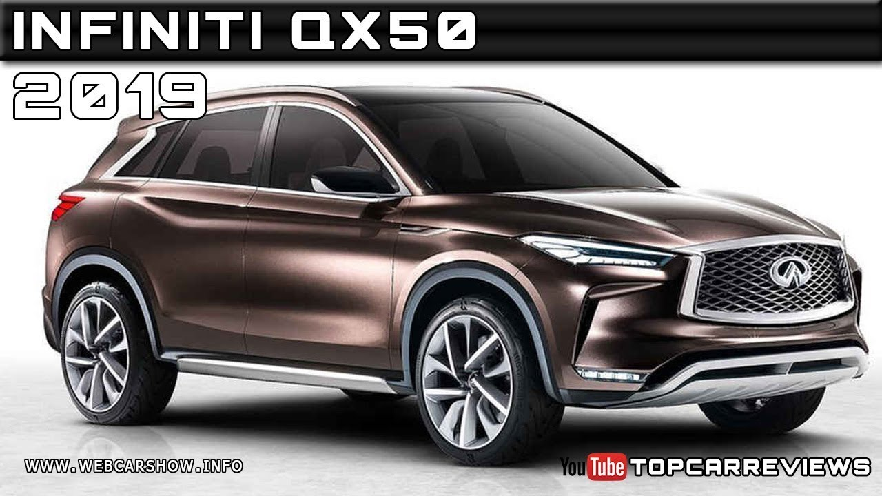 2019 infiniti qx50 review rendered price specs release date