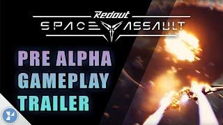Redout: Space Assault - Pre-alpha Gameplay Trailer