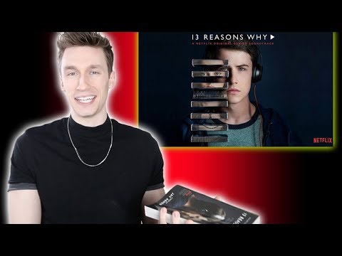 I Just Finished 13 REASONS WHY (The Book). Here's What I Think