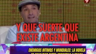 LA RIVALIDAD ARGENTINA VS BRASIL - 07-07-14