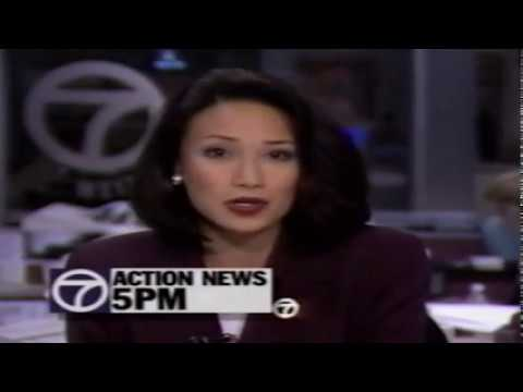 WXYZ-TV: Channel 7 Action News 5pm--- 1995