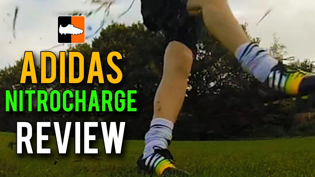 952fd8a9e adidas nitrocharge 1.0 Boot Review - Manuel Neuer s Football Boots ...