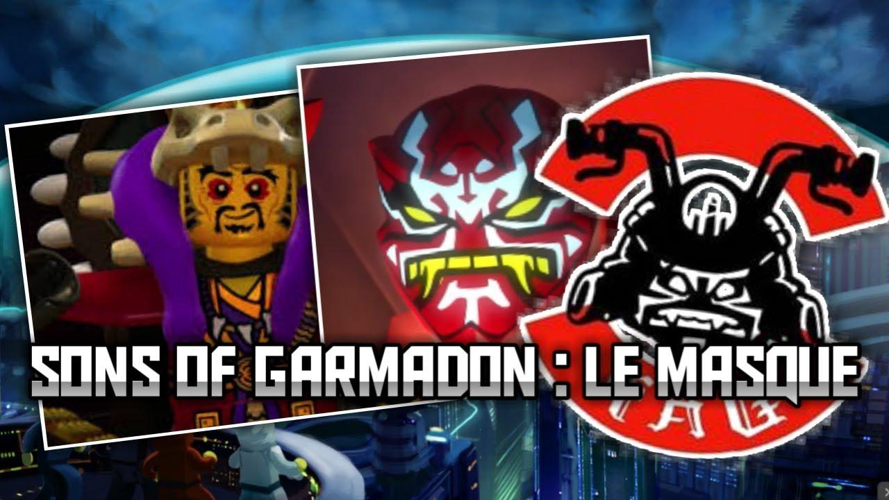 Lego ninjago son of garmadon le masque saison 8 - Lego ninjago saison 2 ...