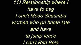 Vita Imana Ferre Gola  lyrics  HD