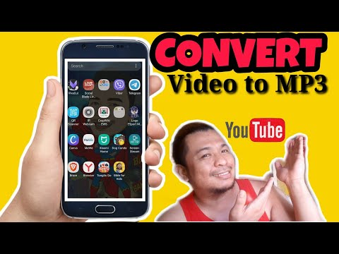 How To Convert Video to MP3 2021| MP3 converter tutorial