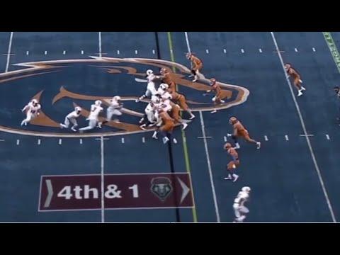 DMV Dallas Cowboys Draft Profile: LB Leighton Vander Esch 6'4 256 lbs (Boise State)