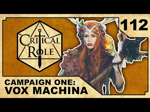 Dark Dealings   Critical Role RPG Episode 112