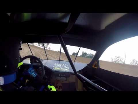 Charleston Speedway Pro 4 Heat 072217