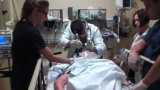Endotracheal Intubation RSI with Rocuronium  Ketamine
