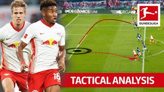 What brought RB Leipzig to the Top of the Bundesliga? - Tactical Analysis