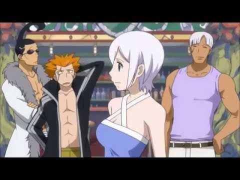 natsu and lisanna meet again episode