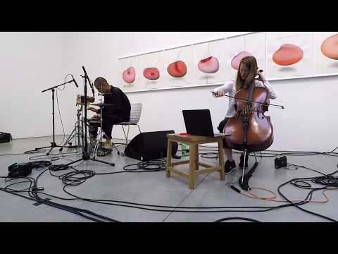 Live performance by Beatrice Dillon with Lucy Railton and Ke