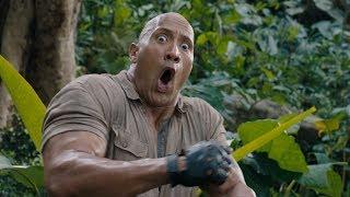 """Прибытие в игру - """"Джуманджи: Зов джунглей"""" отрывок из фильма"""