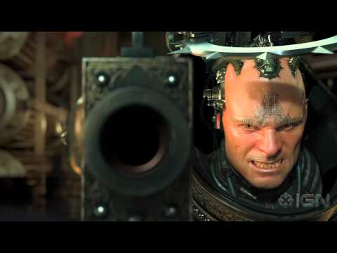 Warhammer 40,000: Inquisitor - Martyr Teaser Trailer