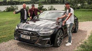 Audi A7 2018 | Unterwegs mit Bewerber Niklas! | Daniel Abt