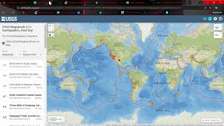 Saturday night earthquake update 8/7/2021