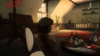 Call of Duty Black Ops - Kino der Toten - Easter Egg Song + Hidden rooms (HD)