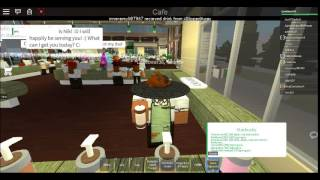 Roblox Frappe~ How to Make Coffee