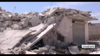 خمسة شهداء من عائلة واحدة في أورم الكبرى بقصف روسي