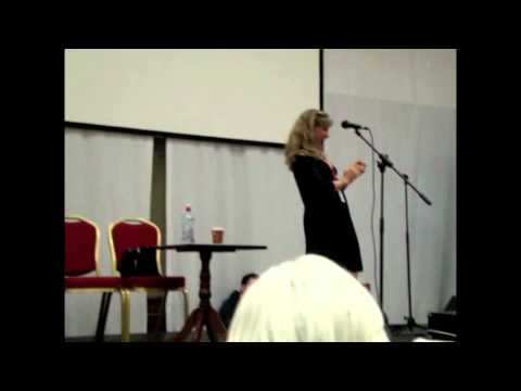 Nom-con 2011 Highlights #1: Veronica Taylor Commands Pikachu to use Thunderbolt