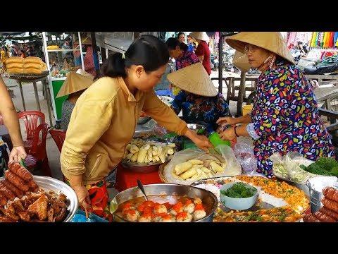 Tổng hợp 2 chợ của huyện Chợ Mới An Giang (Chợ Mỹ Luông-chợ Thủ-Chợ Kiến An)