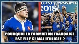 POURQUOI LA FORMATION FRANÇAISE EST-ELLE SI MAL UTILISÉE ? Bureau Ovale Rugby 12