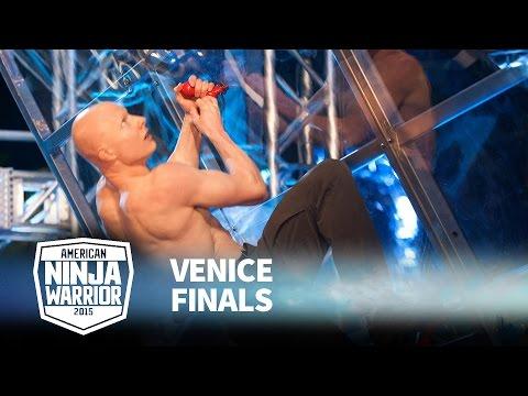 Kevin Bull at 2015 Venice Finals | American Ninja Warrior