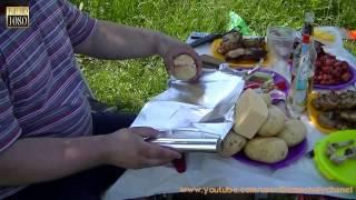 ПВД - Шашлык и картошка на углях