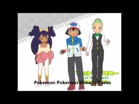 Lagu Pokemon Go