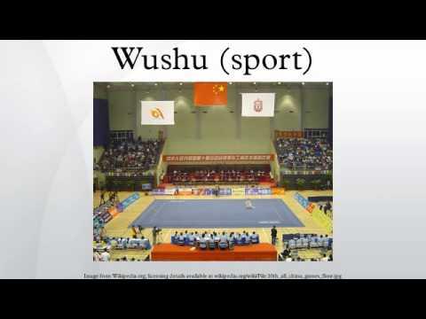 Wushu (sport)