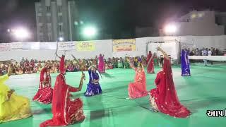 Khatriya Mahila Rasutsav Talvar Ras 2018 Rajkot