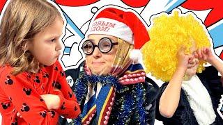 Амелька ушла из дома, Бабушка Мороз и Чудо Зелья! Лучшие серии с Амелькой Карамелькой!