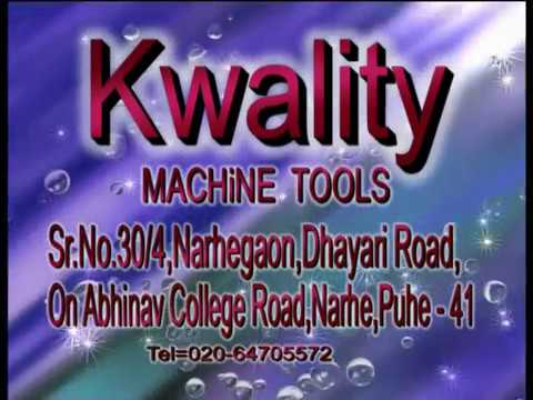 Hyadraulic Key way machine (Kwality Engineering WorKs)