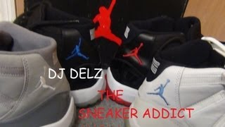 the sneaker addict
