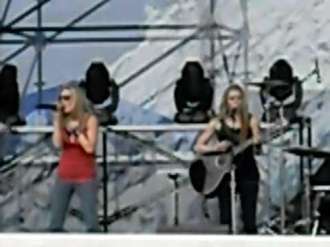 Kate and Kacey