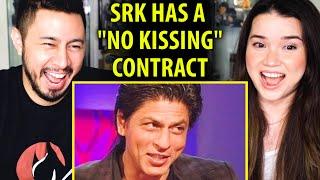 "SRK's ""NO KISSING CONTRACT"" | Jonathan Ross & Shah Rukh Khan | Reaction by Jaby Koay & Achara Kirk"