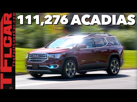 2018 GMC Acadia Review: Here's Why GM Sold Over 110,000 Acadias Last Year!