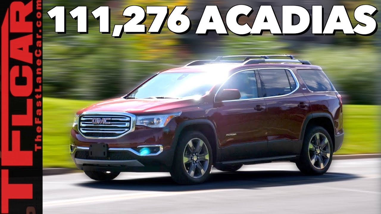 2018 Gmc Acadia Review Here S Why Gm Sold Over 110 000 Acadias Last Year
